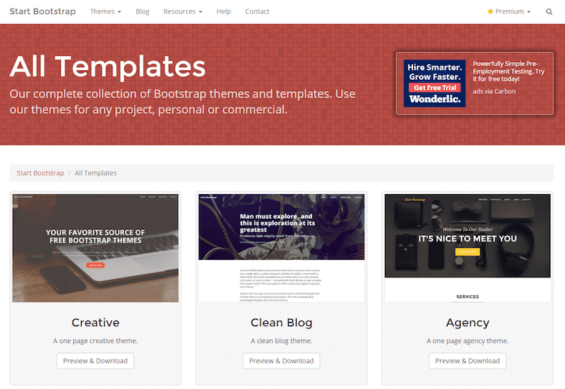 Webデザイン初心者でもスタイリッシュなWebサイトが作れるBootstrap