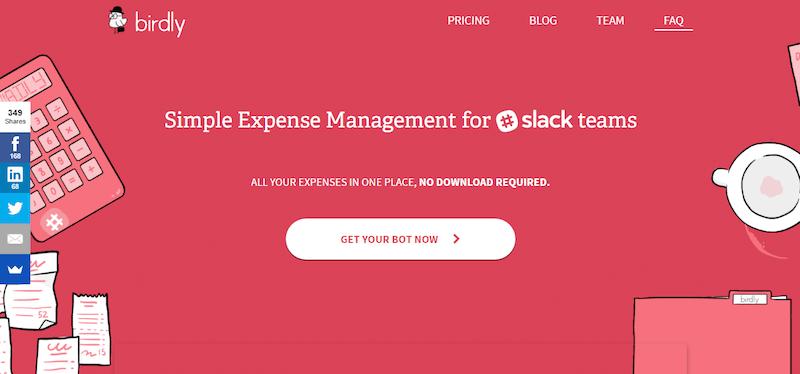 Slackのおすすめ人気アプリ(bot):birdly