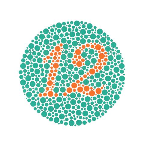 色覚異常者にやさしいWebサイトデザインの作り方を学ぶ