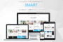 WordPressテーマ:Pinterest風オウンドメディア・マガジン向け。簡単カスタマイズの日本語対応「LIQUID SMART」